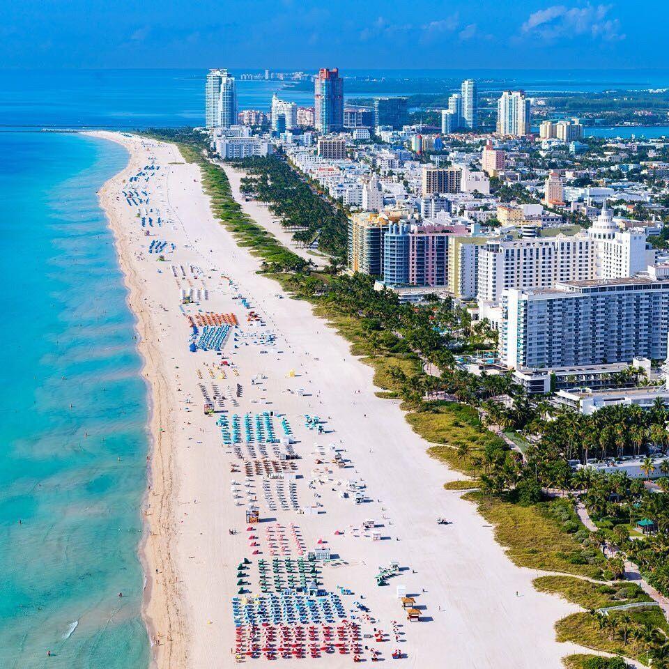 Zip Lining South Beach Miami