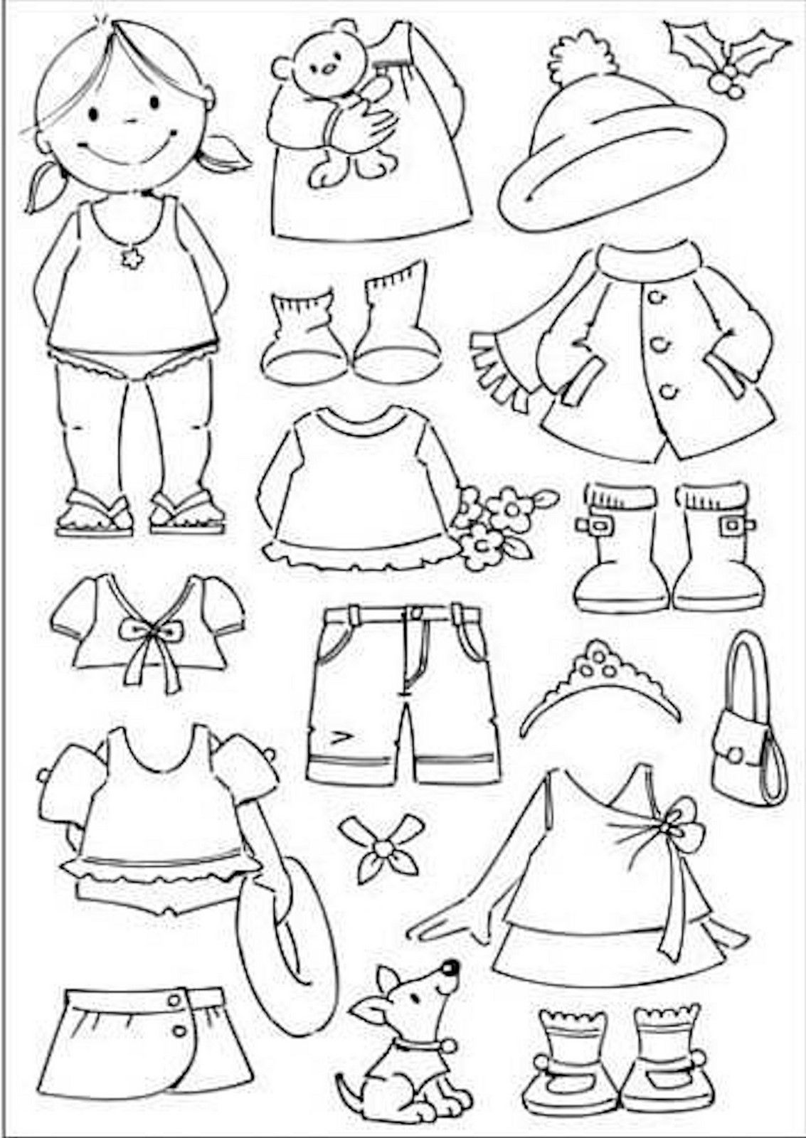 Album Archive Paper doll template, Paper dolls, Barbie