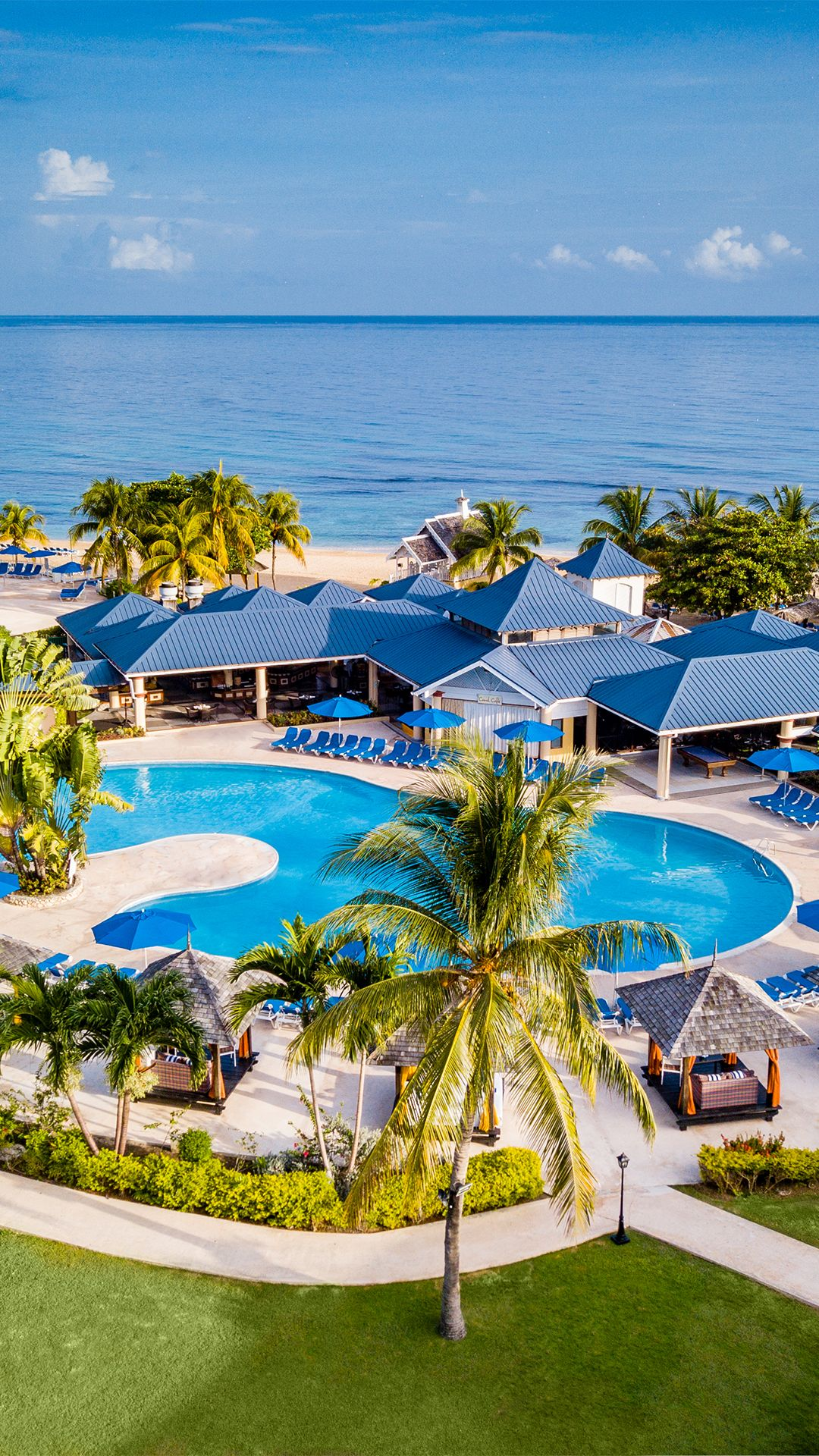 Jamaica Vacations  Jewel Runaway Bay Golf and Beach