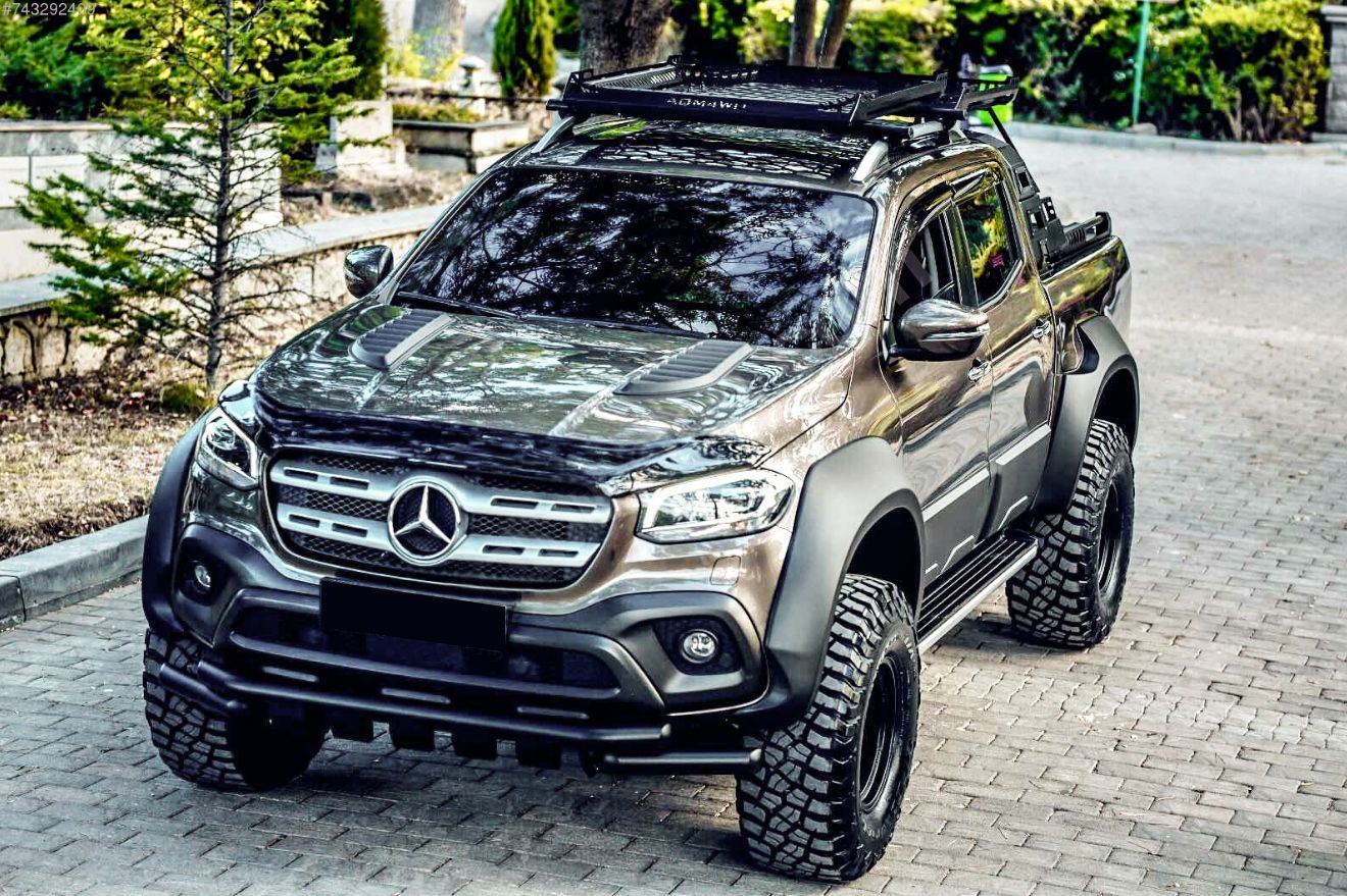 We Just Love The Mercedes X Class Beastmode Check Out Our Shop