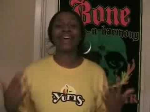UNI-5 RE-UNION CONCERT CONTEST-BONE THUGS N HARMONY FANATIC  I posted this 5 years ago when everyone thought BTNH were going to get back together for the first time in years with all 5 members. I wanted to win so bad but its fun to go back and watch this lol.