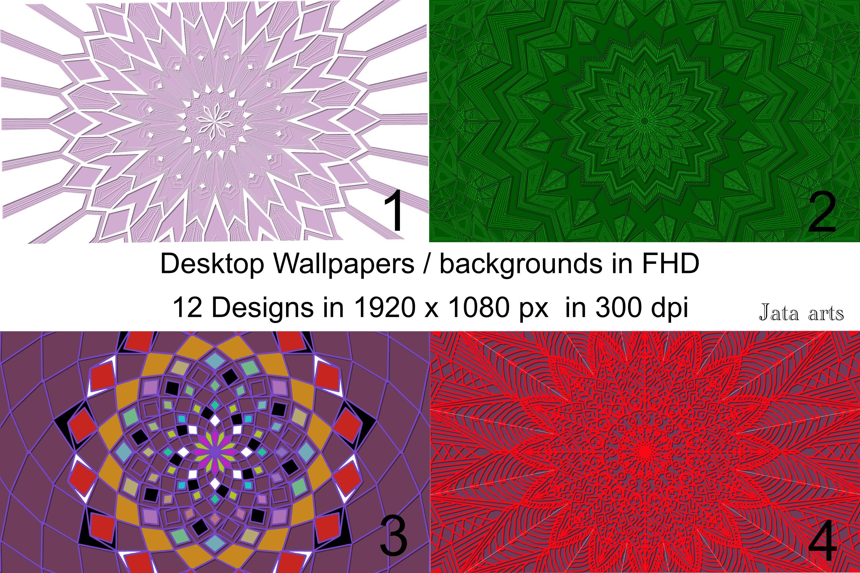 Desktop Wallpaper or Background Designs (Graphic) by JATA Arts