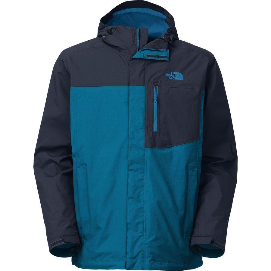968af408d The North Face - Atlas Triclimate Jacket - Men's - Brilliant Blue ...