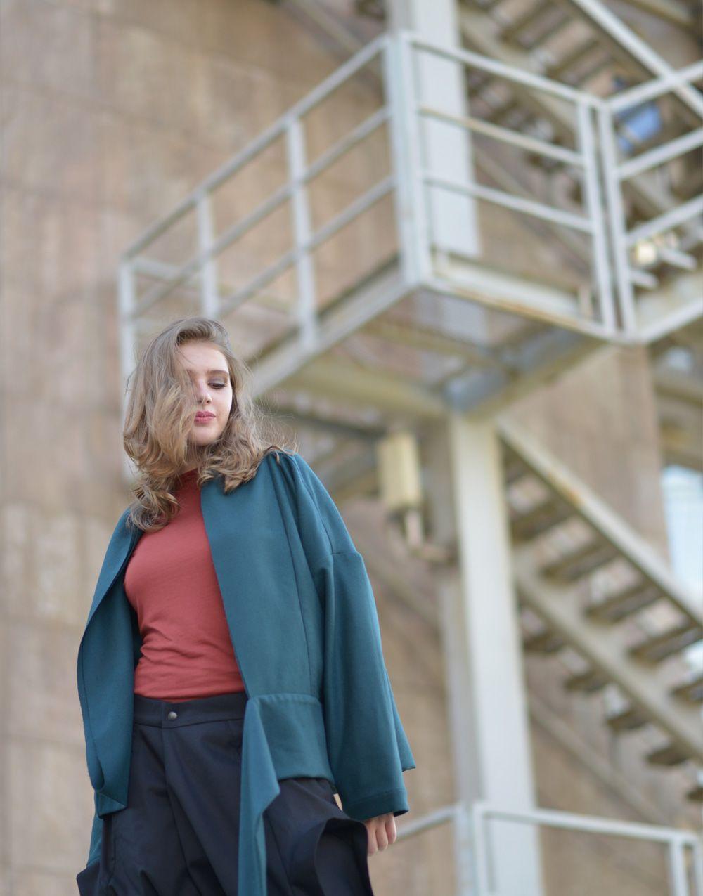 Wool Cardigan, Women Coat, Maxi Cardigan, Fall Winter Clothing ...