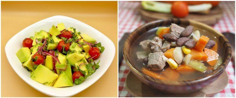 9 Resep Makanan Sehat Untuk Diet Enak Praktis Rendah Kalori Makanan Sehat Resep Makanan Sehat Resep Makanan