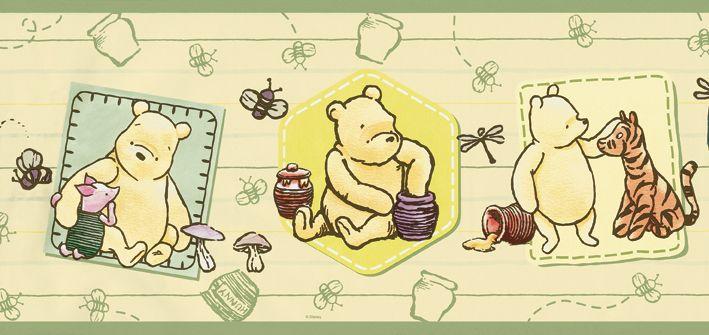 Vintage Pooh Bear Nursery On Pinterest Winnie The Pooh