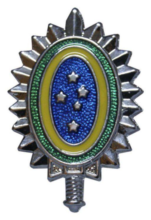 641721c5d73e9 Distintivo De Boina Brasão Exército Brasileiro