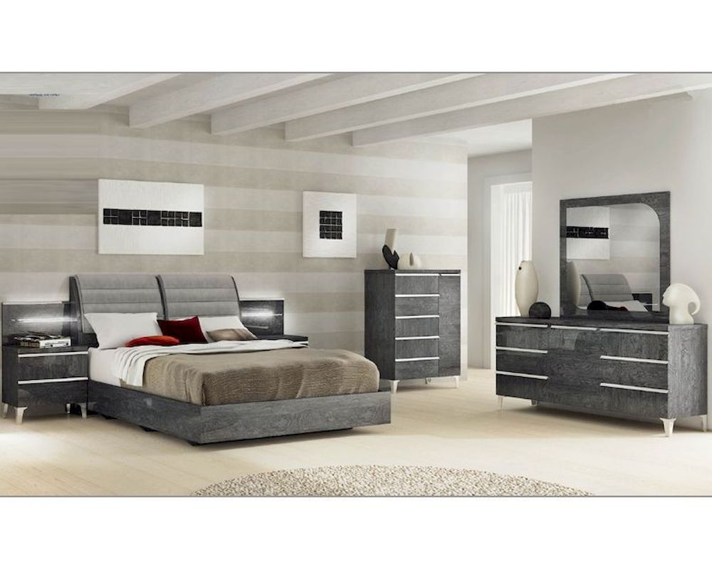 15 Clever Tricks of How to Craft Modern King Bedroom Set ...