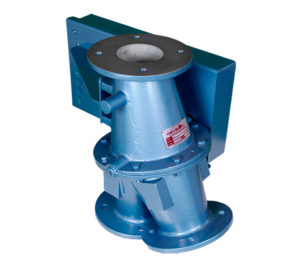 Diverter Valve Isolation valve, Chemical industry, Paper
