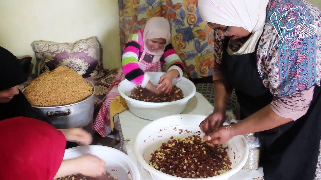 سلو أو تقاوت بكل تفاصيله و نصائح قيمة مع السعدية العلوي سلسلة أطباق بلادي المغرب حلقة 40 Youtube Breakfast Food Cereal