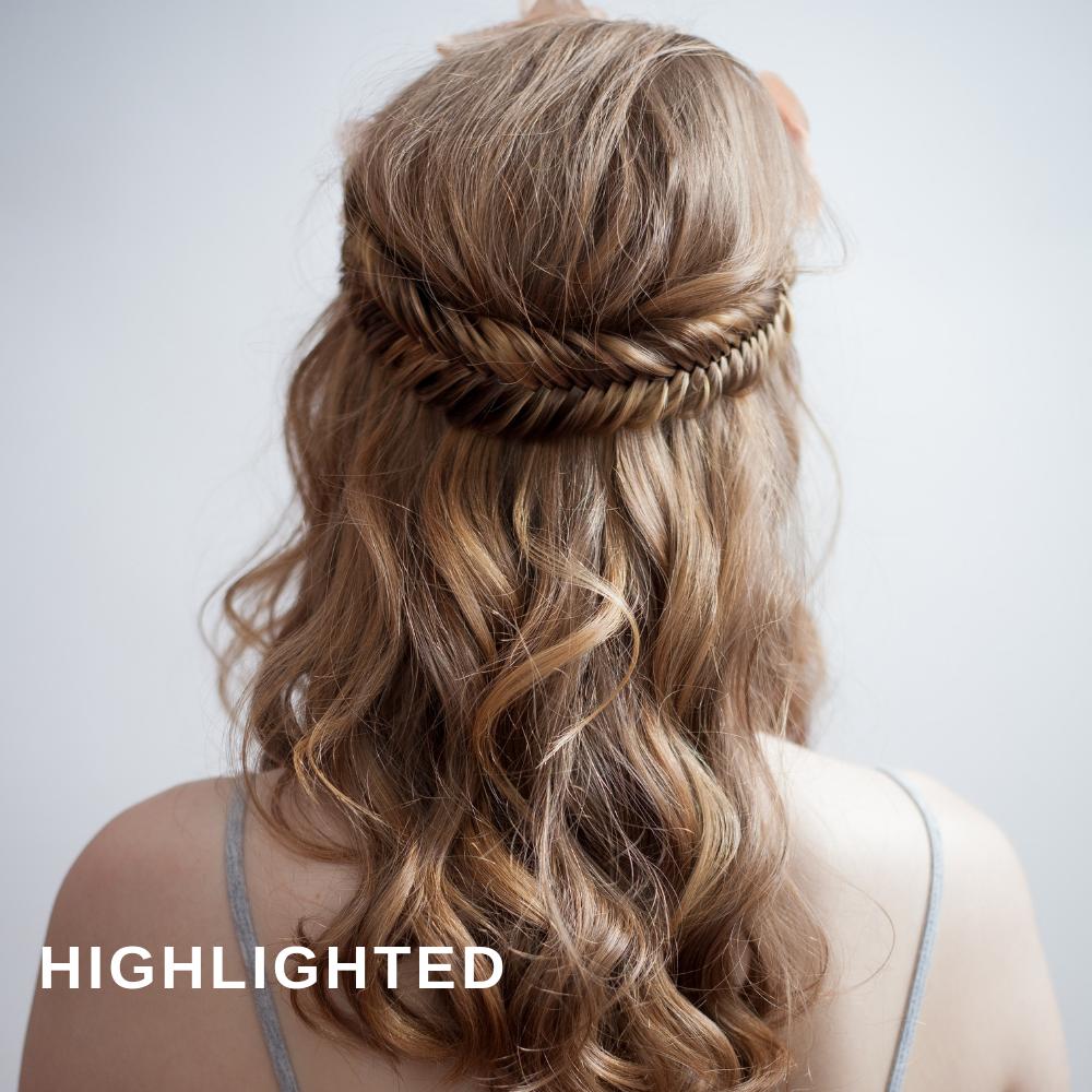 fishtail braided headband in 2019   headbands   hair styles