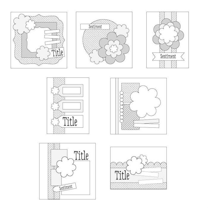 Sketch Digest 974 980 A Selection Of Downloadable Layout Ideas