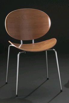 Peachy Scandinavian Design Chair Curve Dan Form Decorative Caraccident5 Cool Chair Designs And Ideas Caraccident5Info