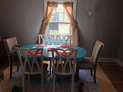 Sami Narayanan An Enthusiastic Habitat Restore Shopper Sent Us Enchanting Restoring Dining Room Table Inspiration Design