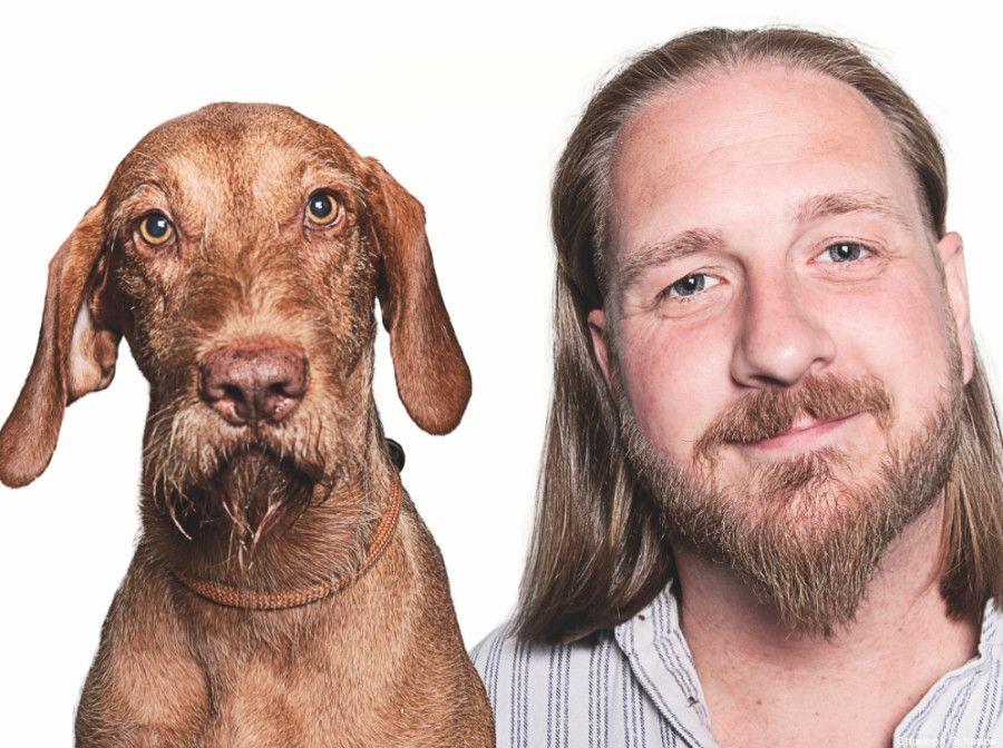 Diese Hunde sehen aus wie ihre Herrchen | Hunde ...