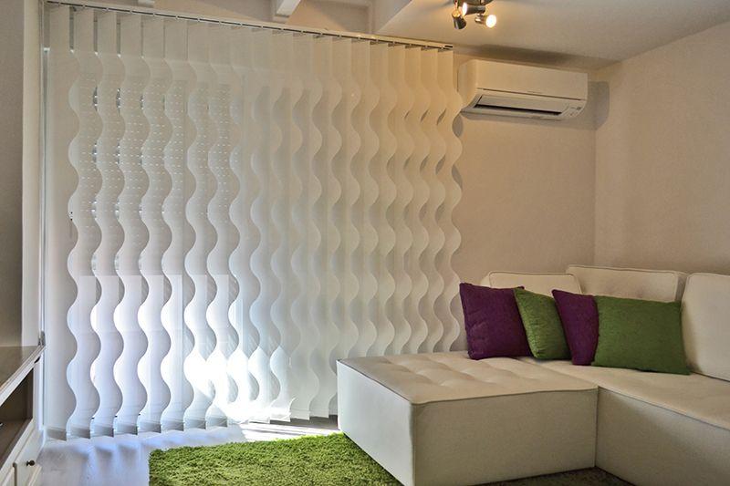 Cortinas verticales retro en 25 colores de cortinas lamas verticales - Cortinas verticales online ...