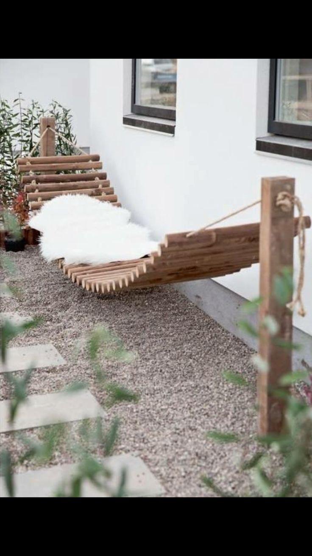 Kreatif di 2018 pinterest garden backyard dan garden furniture