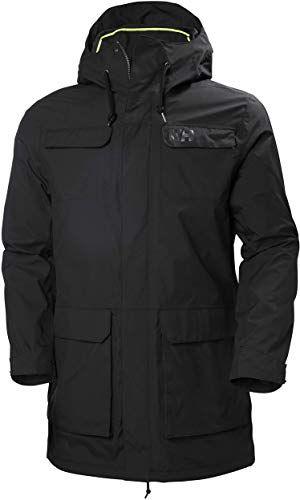 Photo of Amazing offer on Helly Hansen Men's Captains Waterproof Windproof Hooded Rain Parka Jacket online – Topfashionbestsellers
