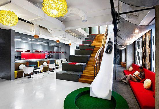 Pretentious Inspiration Creative Office Interior Creative Office ...
