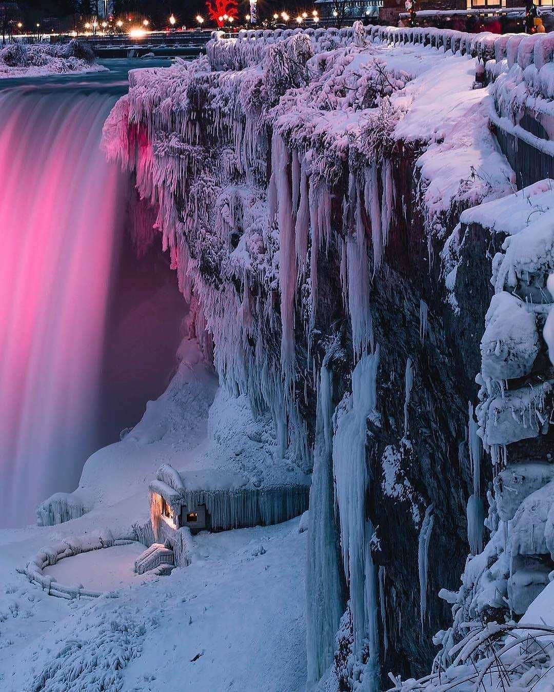 Did You Know That In 1969 For A Few Months All Of The Falls