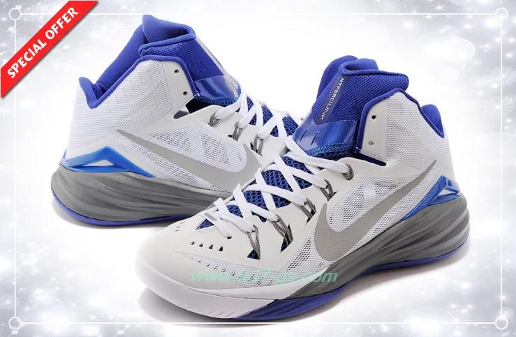 best loved 36b25 62bcd ... where to buy mens white gray blue nike hyperdunk 2014 653640 740 for  sale d0209 5bf65