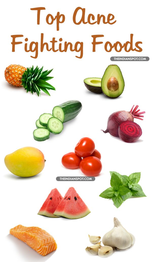 Food Best For Healthy Skin