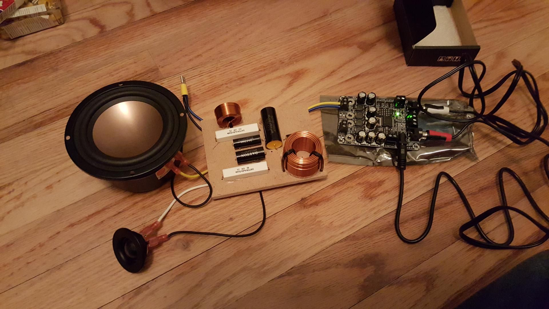 Help With First Build Bluetooth Speaker Diy Bluetooth Speaker Speaker Projects Speaker