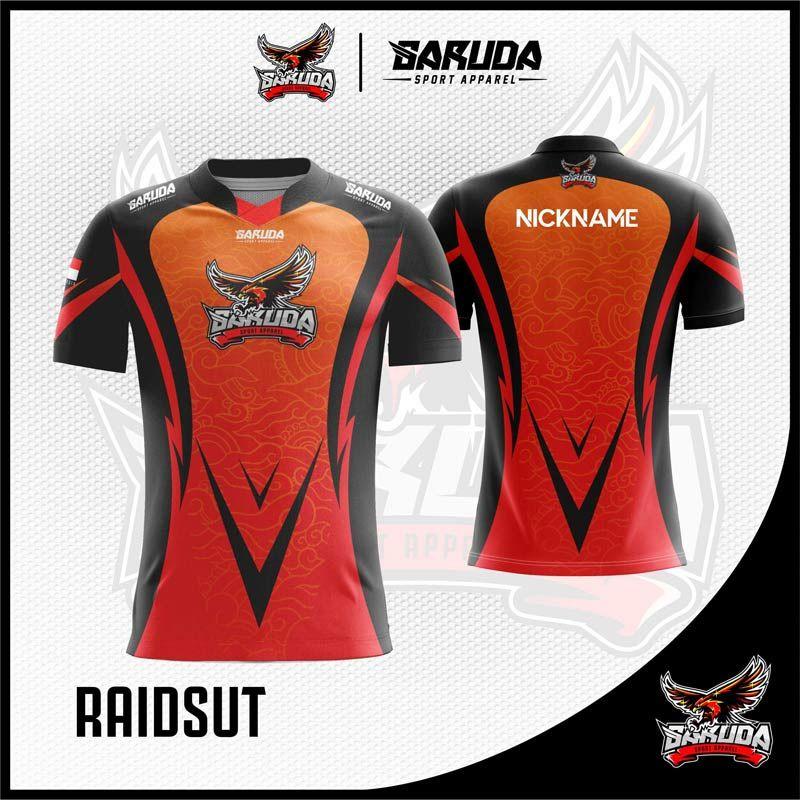 Download Katalog Desain Jersey Gaming Esport 03 Garuda Print Di 2021 Kaos Sepak Bola Desain Kaos Jersey Kaos