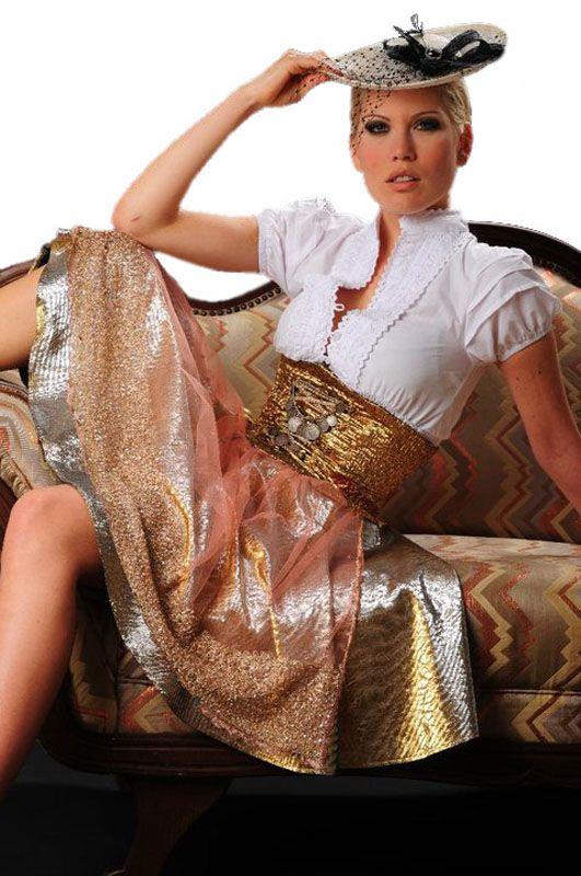 Couture Dirndl 2010 by Herzi Dirndl (Pia Bolte) | Dirndl