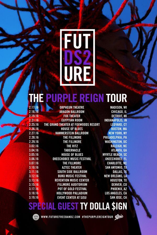 Image result for future tour poster