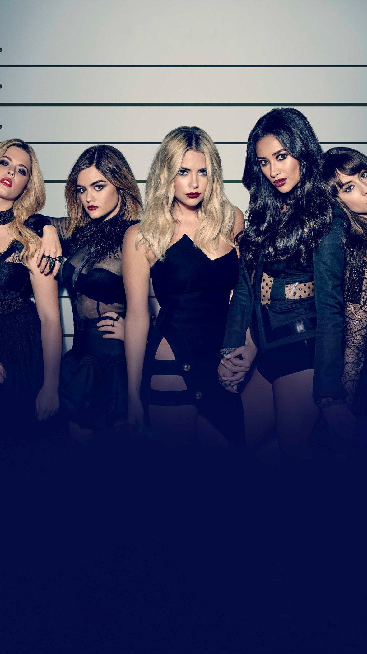 pretty little liars wallpaper  Pretty Little Liars Phone Wallpaper | Pinterest | Movie wallpapers ...