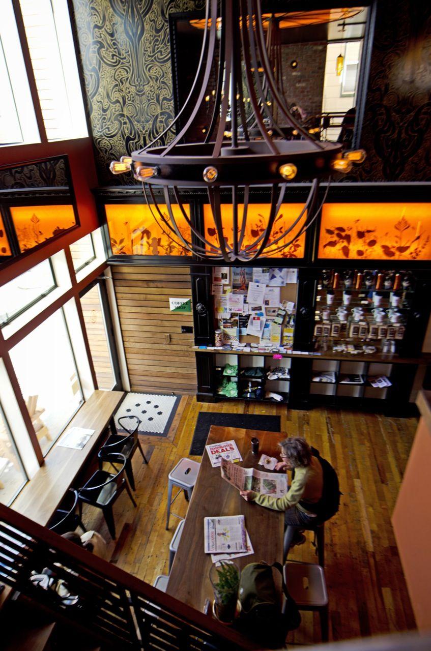 Caffè Fiore Organic Coffee Shop West Seattle 2206