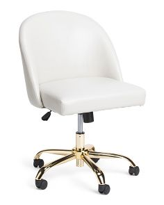 Office Chair With Gold Legs Gold Legs Chair Office Chair