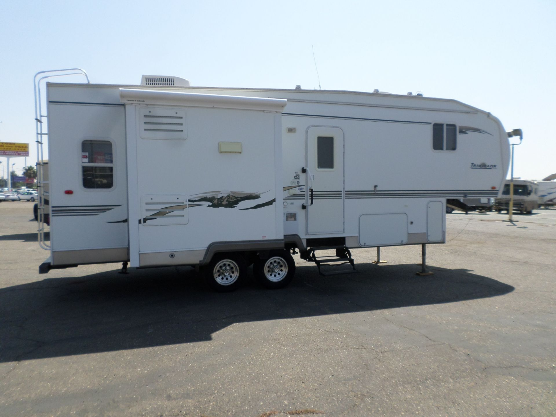 2007 Komfort Trailblazer 252 5th Wheel 5th Wheels For Sale Rv