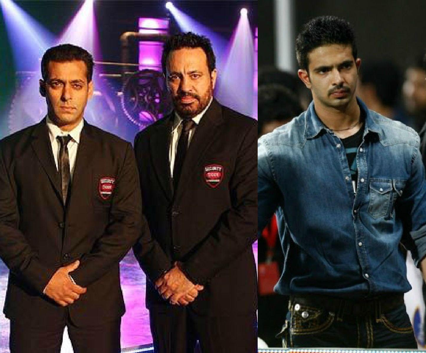 Salman Khan Launching Bodyguard Sheras Son In Bollywood Superstar