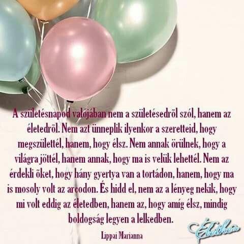 versek idézetek születésnapra köszöntő | Születésnapi idézetek, Születésnap, Születésnapi