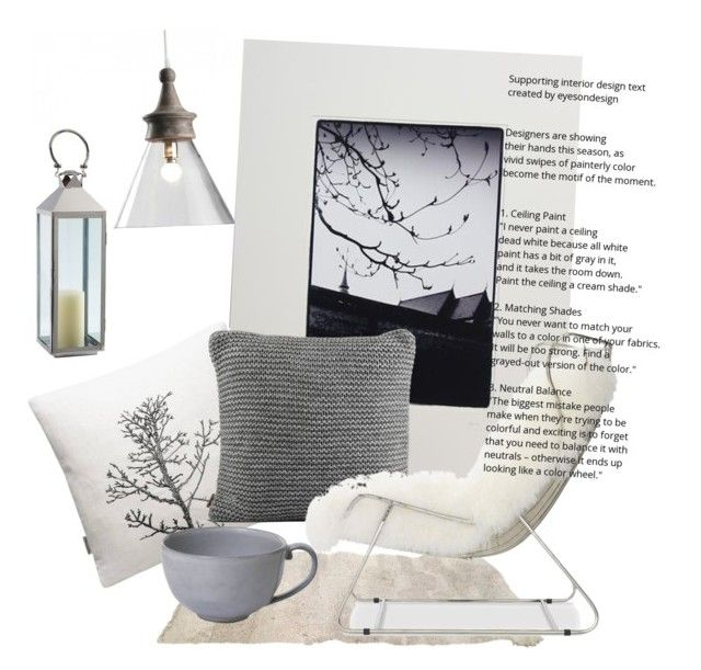 """winter"" by danielfrompoland on Polyvore featuring interior, interiors, interior design, home, home decor, interior decorating, Horgans, NOVICA, UGG and Juliska"