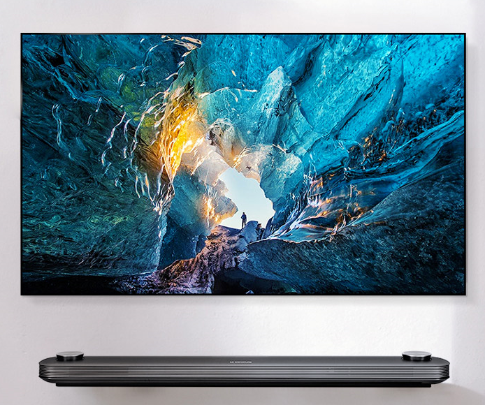 Lg Signature Oled Wallpaper Tv 65inch 4k Gadgets Technology Awesome Techno Gadgets Wallpaper
