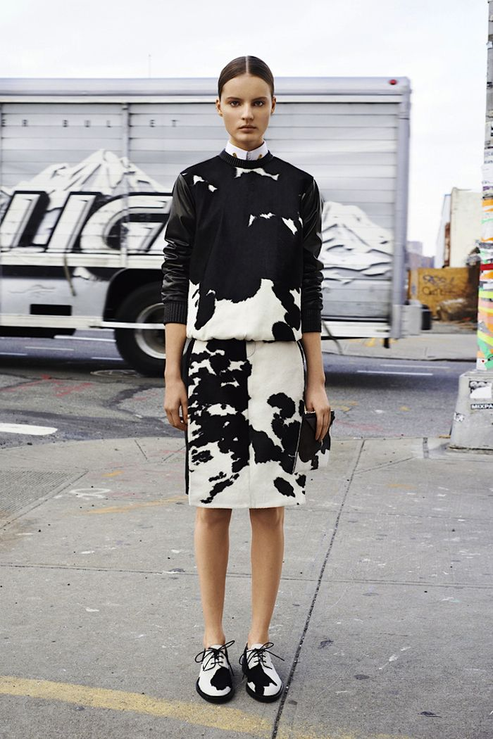 Givenchy Pre-Fall 2013 collection