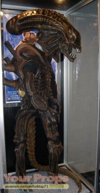 Aliens Alien costume original movie costume & Aliens Alien costume original movie costume | alien costume research ...