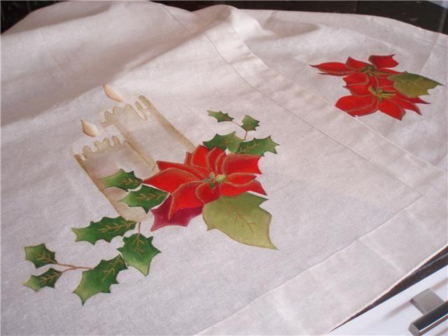 Dise os navide os pintados en tela imagui dibujos de - Motivos navidenos para pintar en tela ...