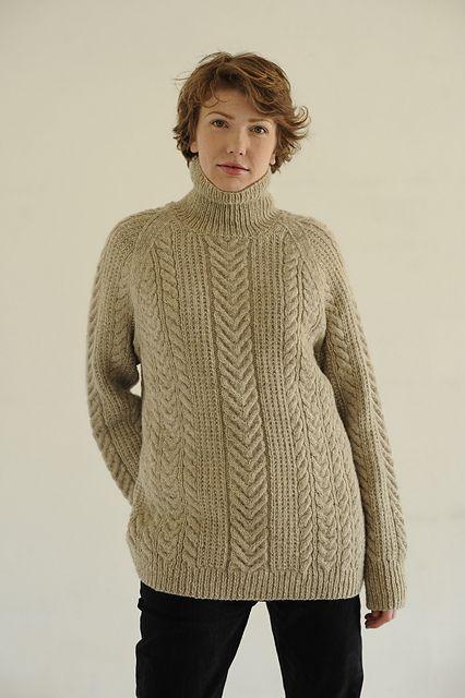 Ravelry: Sue\'s Aran Sweater pattern by Sue Blacker | bayan örgü ...