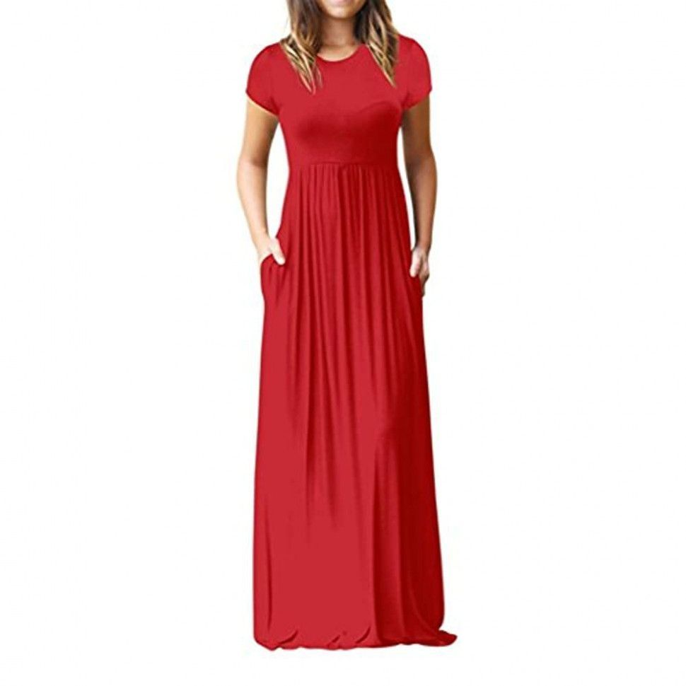 12 Winterkleider Damen | Maxi dresses casual, Maxi dress ...