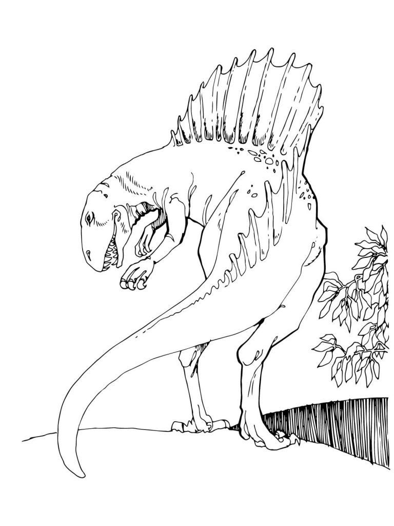 Jurassic World Coloring Pages Coloring Rocks Dinosaur Coloring Dinosaur Coloring Pages Spinosaurus