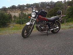 Info Page On The 1982 Xj 650 Maxim