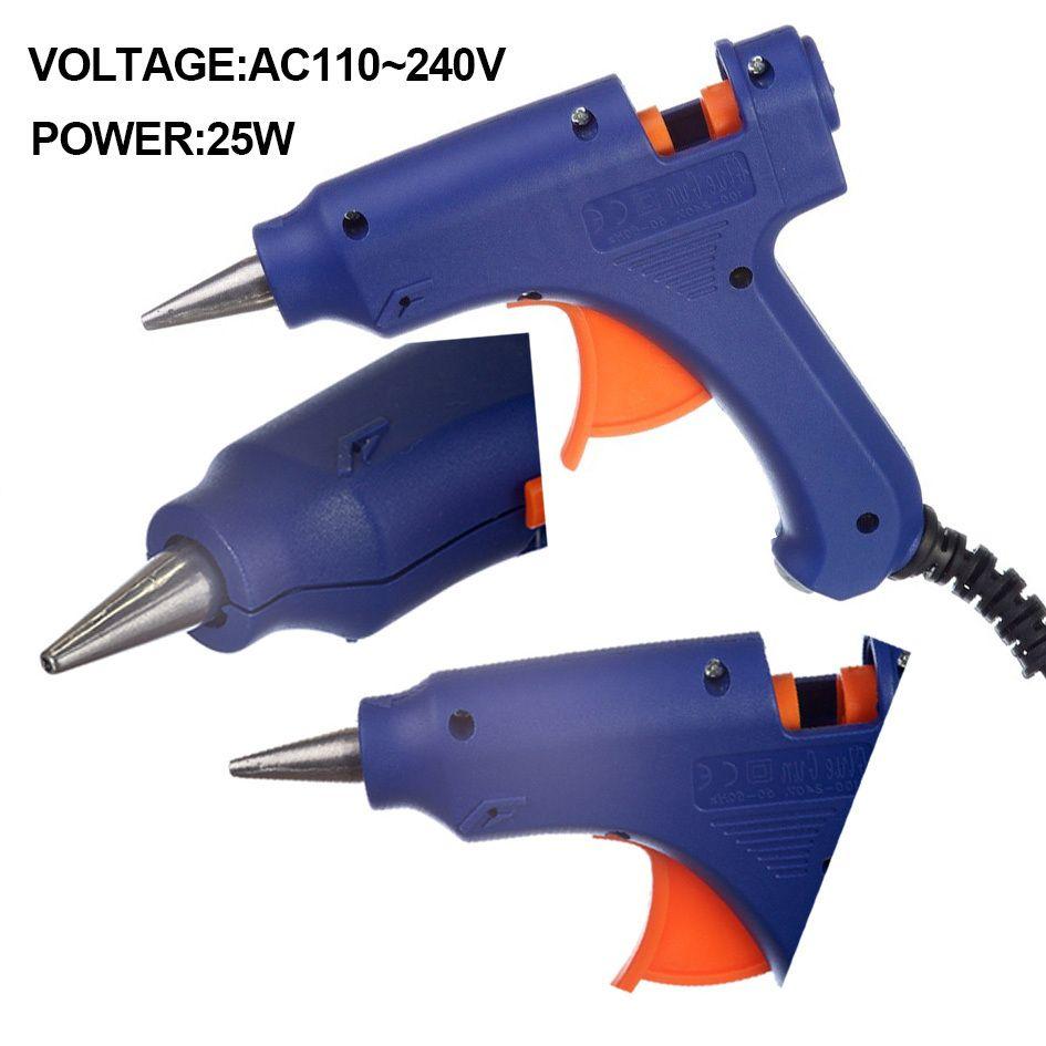 Hot Melt Glue Gun 20w Hot Adhesive Gun Hot Glue Gun Professional For