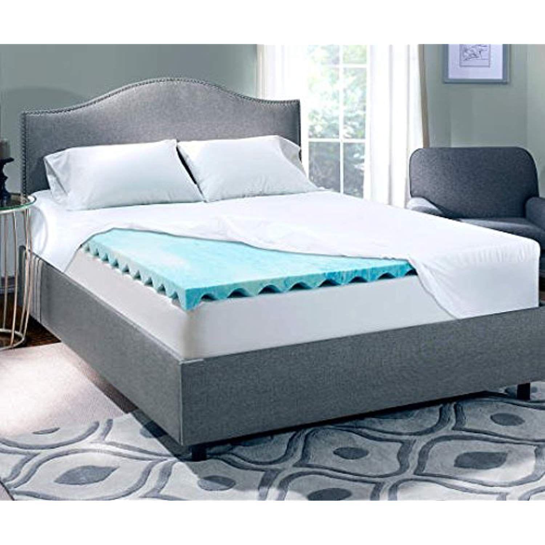 Serta Perfect Sleeper Full 3 Inch Gel Memory Foam Mattress