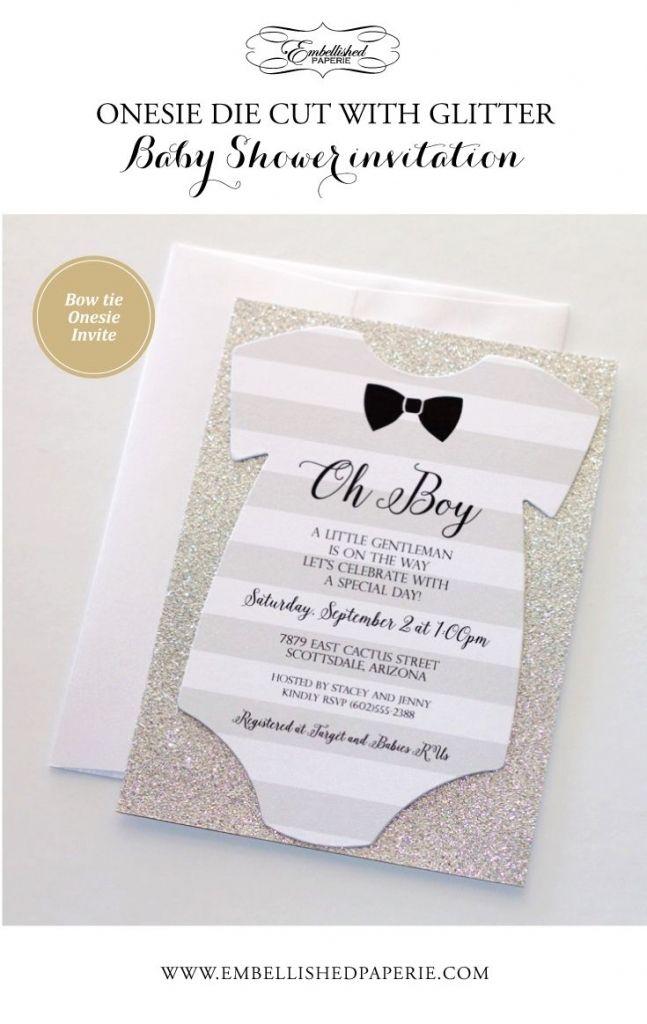 Comfortable Baby Shower Invitation Ideas Pinterest on Baby Shower ...