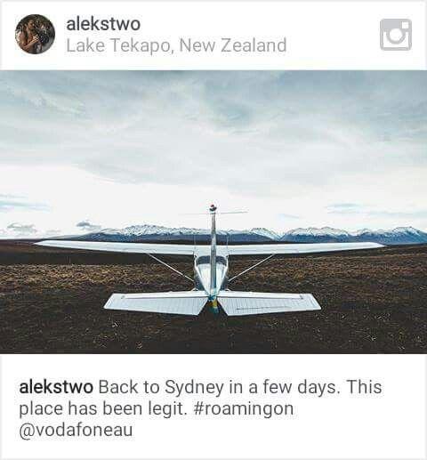Flying New Zealand