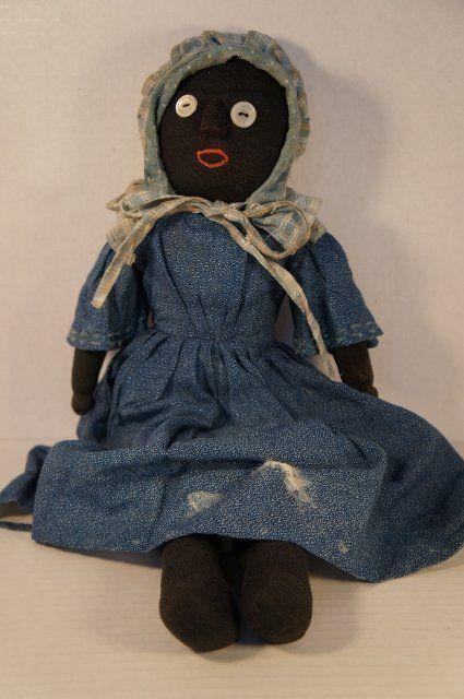 The 34th Annual Black Doll Show A League Supreme Jazz Superheroes Black Doll Vintage Rag Doll Folk Doll